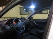 Pack Full Led intérieur pour Dacia Duster