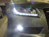 Pack Ampoules Anti Brouillards LED pour Audi A5 8T