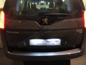 Eclairage de plaque à Led  pour Peugeot 5008