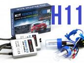 Kit Xénon ECE H11 25W - Homologué - Anti Erreur