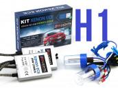Kit Xénon ECE H1 25W - Homologué - Anti Erreur