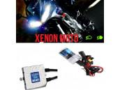 Kit Xénon H3 8000K -  Mini Ballast spécial Moto Scooter