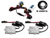 Kit Xénon H12 Acces 55W - 5000K