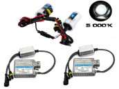 Kit Xénon HIR1 Acces 35W - 5000K - FAST START