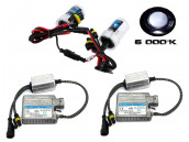 Kit Xénon H12 Acces 35W - 6000K - FAST START