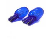 Pack 2 ampoules T20 W21/5W Chrome Effet Xénon 6000K
