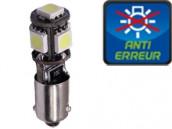 Ampoule Led T4W - Xtrem5 - Anti Erreur