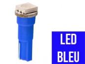 Ampoule Led BLEU T5 - W1.2W W2.3W