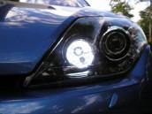 Feux de Jour Blanc Pur pour Renault Megane 3