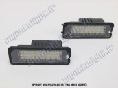 Modules Full led plaque - VAG Volkswagen type G5