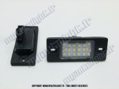 Modules Full led plaque - Volkswagen TIGUAN Porsche Cayenne
