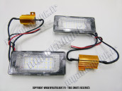 Modules Full led plaque - Volkswagen TOURAN 3