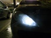 Pack Veilleuses  Blanc Pur pour Peugeot 1007
