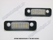 Modules Full led plaque - FORD Mondéo II - Fusion