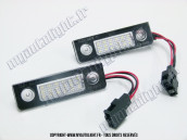 Modules Full led plaque - Skoda Octavia 1Z Roomster