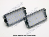 Modules Full led plaque - SEAT IBIZA LEON