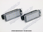 Modules Full led plaque - Renault Type 1