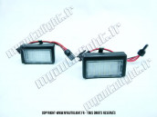 Modules Full led plaque - MERCEDES ML W164 PHASE 2