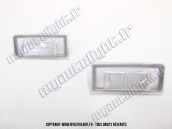 Modules Full led plaque - Audi TT 8N