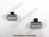 Modules Full led plaque - Audi A3 8L A4 B5 Avant
