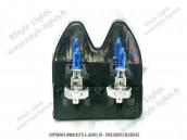 Pack 2 ampoules H1 Effet Xénon HOD