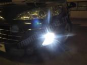 Pack Ampoules Anti Brouillards LED pour Peugeot 407