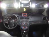 Pack Full Led intérieur Opel Mokka