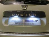Eclairage de plaque à Led pour Dacia Duster