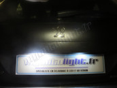 Eclairage de plaque à Led  pour Peugeot RCZ