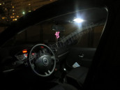 Pack Full Led intérieur pour Dacia Dokker
