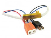 Résistance 50W Ampoules LED H7 - Anti-erreur