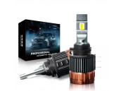 Ampoules LED H15 - Led Haute puissance 8000 Lumens