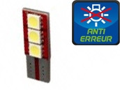 Ampoule Led W5W - One Face 3 - Anti-erreur ODB