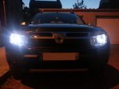 Pack Veilleuses  Blanc Pur pour Dacia Lodgy