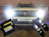 Kit Xénon HID pour Dacia Duster